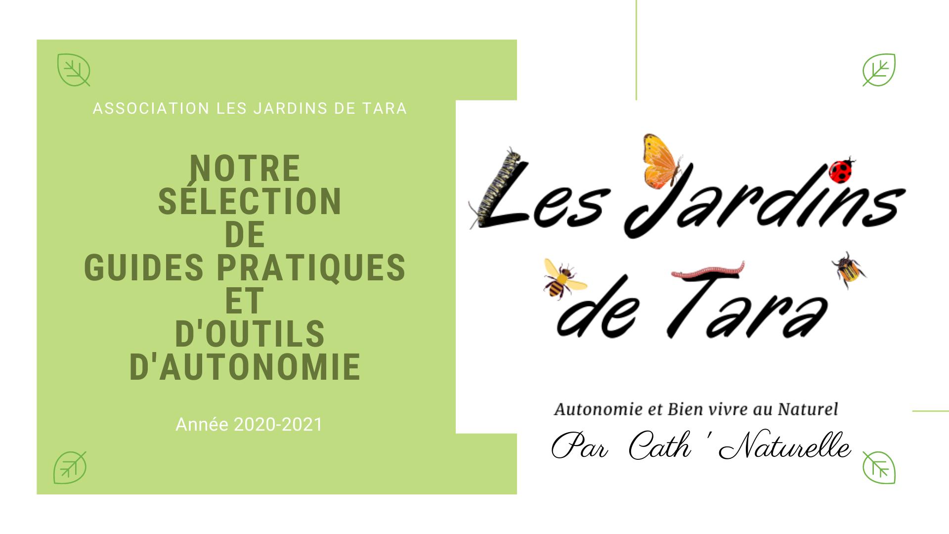 couverture du catalogue des Jardins De Tara