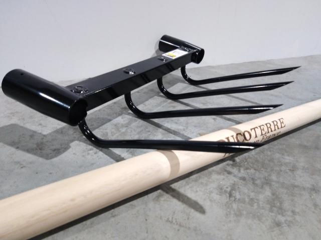 Grelinette Ducoterre robuste et ergonomique