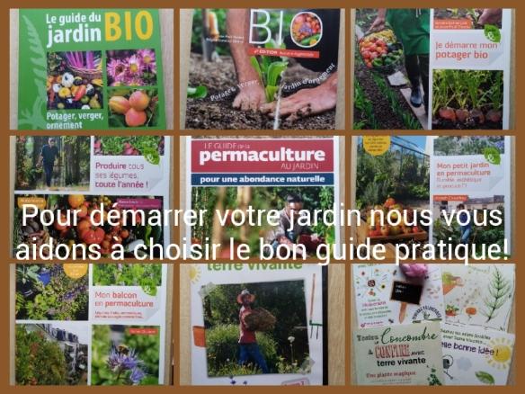 Notre sélection pour démarrer votre jardin naturel