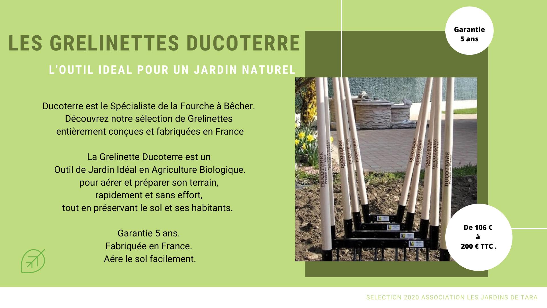 Grelinettes Ducoterre