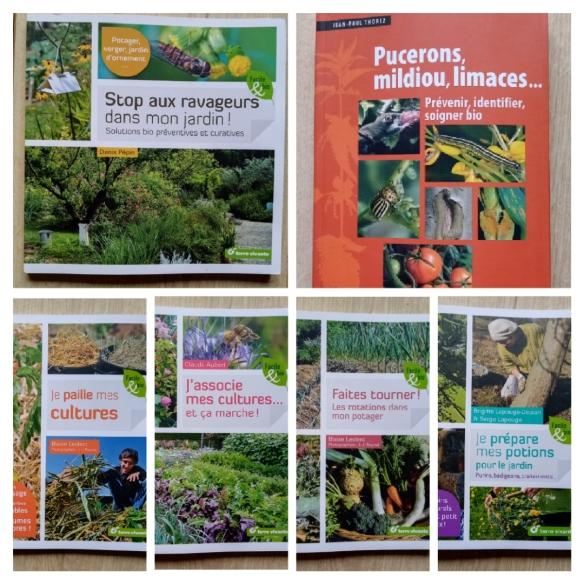 Entretien et soins au jardin naturel