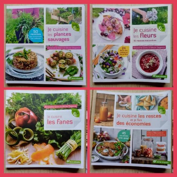 Cuisinons les plantes sauvages, les fleurs, les fanes et les restes !