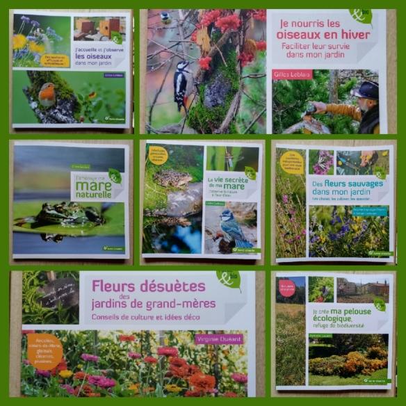Accueillons la biodiversité dans notre jardin